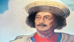 CV Narasimha reddy column on raja ram mohan roy