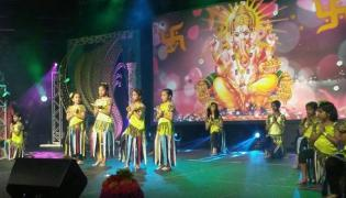 Bathukamma celebrations started in Dallas