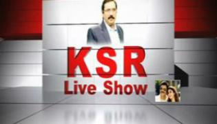 KSR Live Show on 12th October 2017