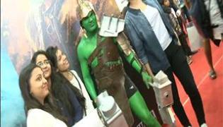 Comic Con Expo in Hyderabad