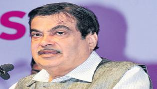 Union Minister Nitin Gadkari's clarification about polavaram contractor