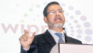 Wipro's net profit was Rs 2,192 crore