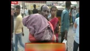 Bihar shame: Man walks 2 km with daughter's body who died at AIIMS