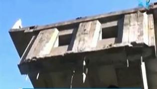 Six injured as bridge collapses in Himachal Pradesh chamba