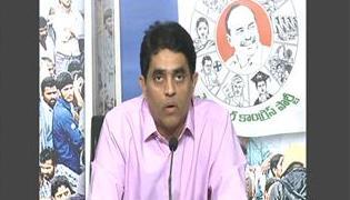 Chandrababu damaging Andhra Pradesh more than bifurcation did