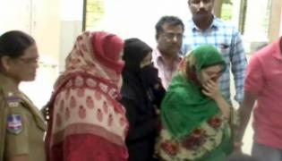 prostitution rackets busted in hyderabad, three arrested