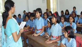 TSPSC Green single to teacher recruitment test Notification