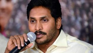 ys jagan mohan reddy meets party senior leaders