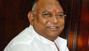Rayapati Sambasiva Rao Shock To AP CM Chandrababu