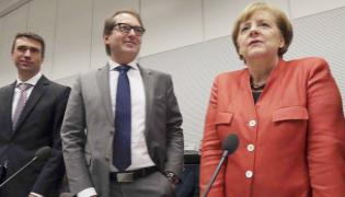 political uncertainty in Germany - Sakshi
