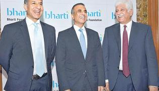 Sunil Mittal to pay Rs 7,000 crore for social service - Sakshi