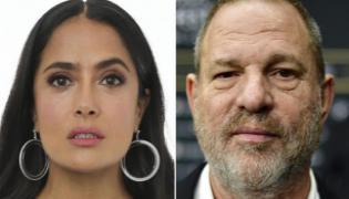 Hollywood producer Threatened To Kill me, alleges Salma Hayek - Sakshi