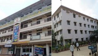 students commit suicide in Corporate colleges - Sakshi