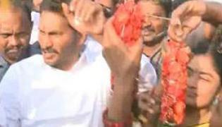 Day 36 of Praja Sankalpa Yatra begins - Sakshi