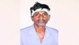 The old man sexual herasment 0n 9year old girl - Sakshi