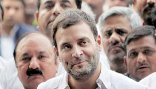 Whatever the results, it was moral win for Congress, says Ashok Gehlot - Sakshi