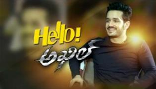 Sakshi Special Interview with hero Akhil - Sakshi
