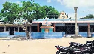 Chitragupta Temple - Sakshi