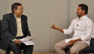 Sakshi special interview with ys jagan mohan reddy - Sakshi