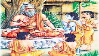 gurus were also blessed with the service - Sakshi