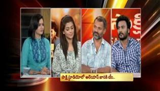 """Sakshi Vedika with """"Alias Janaki Movie"""" Team - Sakshi"""