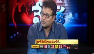 Sakshi vedika with Actor Sai Kumar - Sakshi