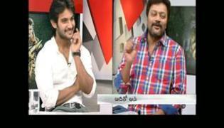 breakfast show on 'Rough' Actor Aadi - Sakshi