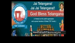Telangana Festival Celebrations in Toronto, Canada - Sakshi