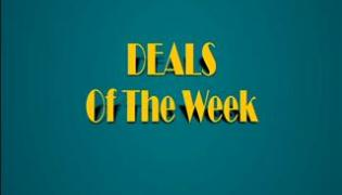 Deals of the week 25th Oct 2014 - Sakshi