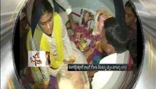 Y S Sharmila Continued Paramarsha Yatra 4th day in Rangareddy - Sakshi
