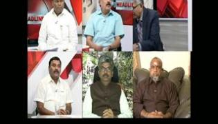The headline show on discussion on Telangana Assembly Budget Session - Sakshi