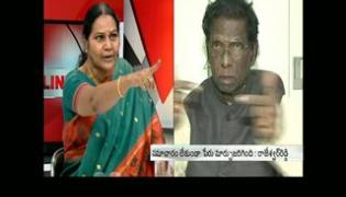 The headline show on discussion about  shamshabad domestic terminal - Sakshi