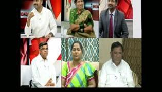 The headline show on Telangana unveils new industrial policy framework - Sakshi