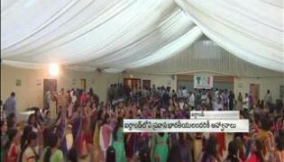 bathukamma celebrations in irland - Sakshi