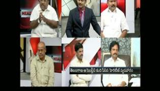 The headline show on discussion TDP vs TRS - Milk Adulteration Debate in T Assembly - Sakshi