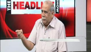 The headline show on telangana passes finance bill - Sakshi
