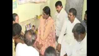YS Sharmila paramarsha yatra completed in nalgonda district - Sakshi