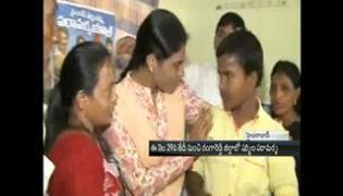 YS Sharmila to take up Paramarsha yatra in Rangareddy district - Sakshi