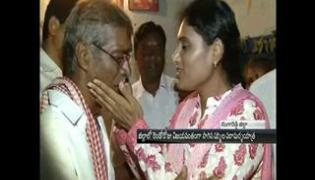 YS Sharmila Completes 2nd Day Paramarsha Yatra in Rangareddy district - Sakshi