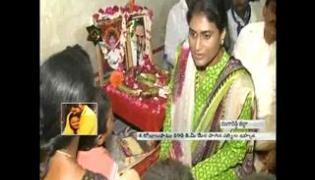 YS Sharmila completes Paramarsha yatra in Rangareddy District - Sakshi