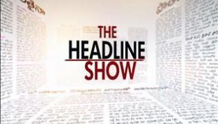 The Headline Show 11th January 2015 - Sakshi