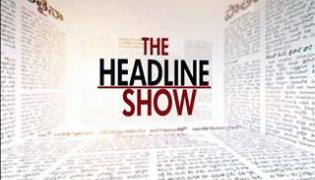 The Headline Show 23rd November 2015 - Sakshi