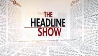 The Headline Show 28th jan 2016 - Sakshi