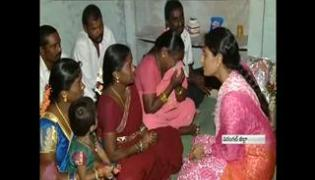 Day 5 of Sharmila's Paramarsha Yatra - Sakshi
