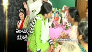 YS sharmila paramarsha yatra in warangal district - Sakshi