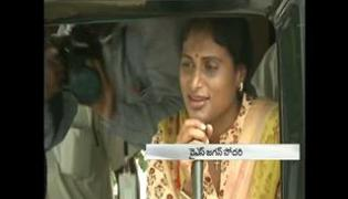 YS sharmila paramarsha yatra in karimnagar completes for day 2 - Sakshi