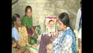 ys sharmila paramarshayatra third phase will start from monday - Sakshi