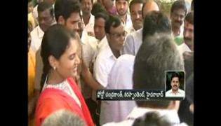 Y S Sharmila's Padayatra in warangal district - Sakshi