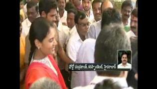 Y S Sharmila's Padayatra in warangal district - Sakshi