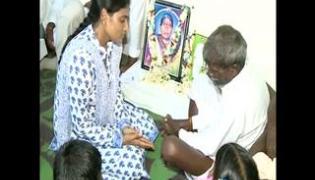 ys sharmila paramarsha yatra of second phase in warangal district - Sakshi